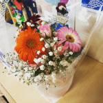 素敵なお花が届きました・・・♡